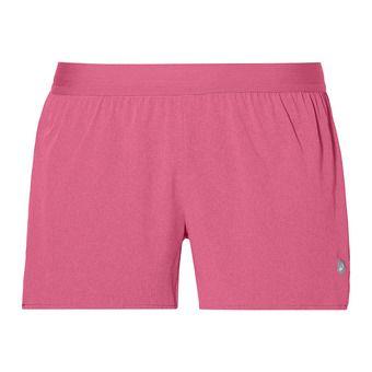 Asics 3.5IN - Short Femme pixel pink heather
