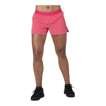 Asics 3.5IN - Short mujer pixel pink heather