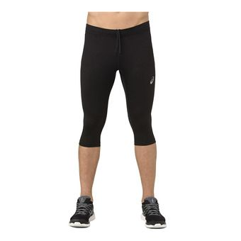 Asics SILVER - 3/4 Tights - Men's - performance black
