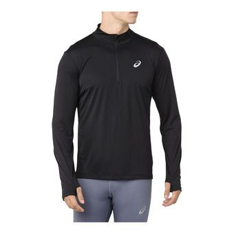 Asics SILVER - Camiseta hombre performance black