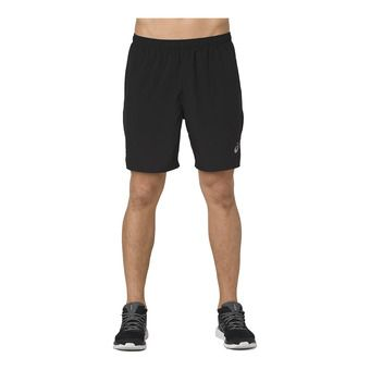 Asics SILVER - 2 in 1 Shorts - Men's - performance black