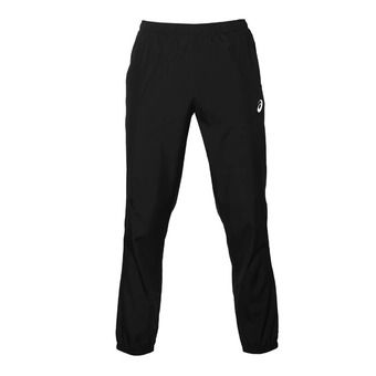Pantalon de survêtement homme SILVER WOVEN performance black
