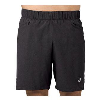 Asics 2-N-1 7IN - Short Homme performance black