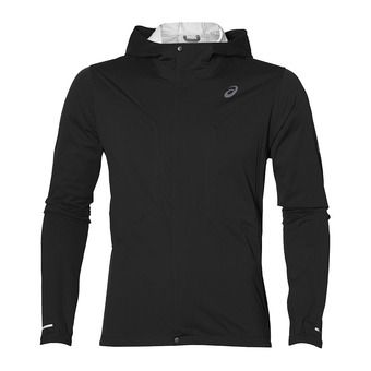 Veste à capuche homme ACCELERATE performance black