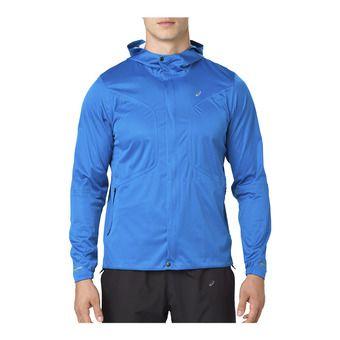 Veste à capuche homme ACCELERATE race blue