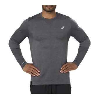 Camiseta hombre SEAMLESS dark grey heather