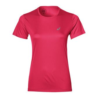 Asics SILVER - Maillot Femme pixel pink