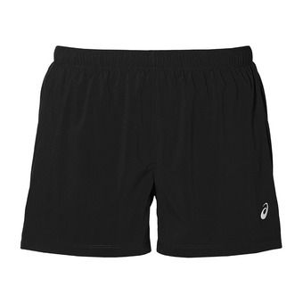 Short mujer SILVER 4IN performance black