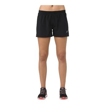 Asics SILVER - Shorts - Women's - performance black