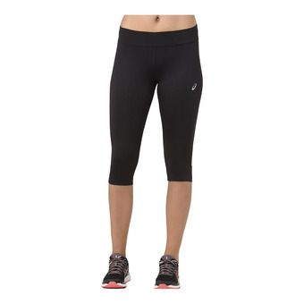 Asics SILVER - 3/4 Tights - Women's - performance black