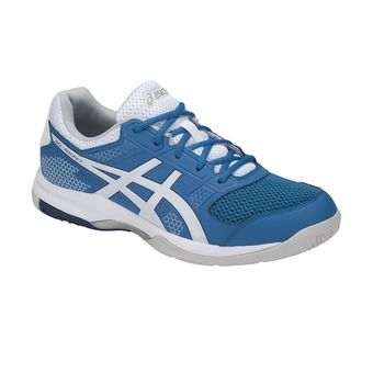 Asics GEL-ROCKET 8 - Chaussures volley Homme race blue/white