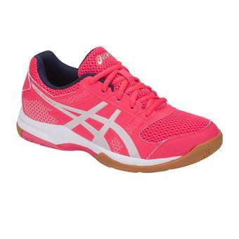 Chaussures volley femme GEL-ROCKET 8 diva pink/glacier grey