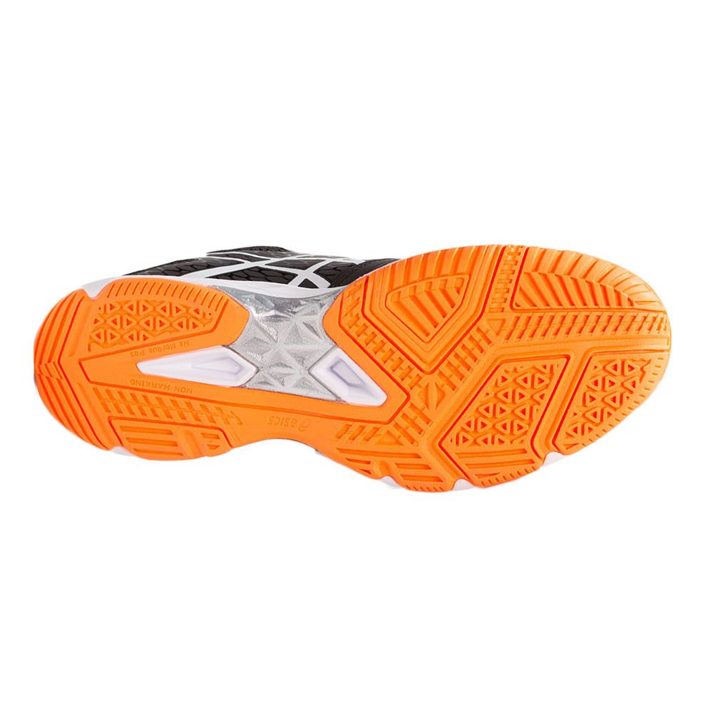 Private Chaussures Domain Homme Handball Blackwhite 4 Gel
