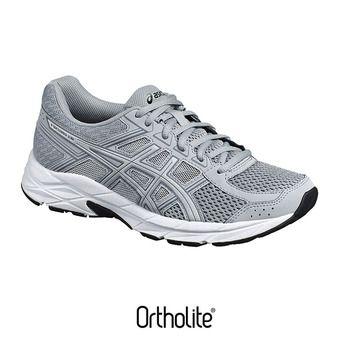 Zapatillas de running hombre GEL-CONTEND 4 carbon/silver