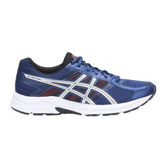Chaussures running homme GEL-CONTEND 4 deep ocean/silver