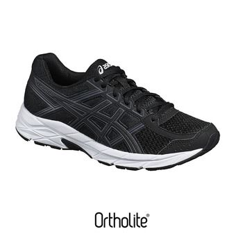 Asics GEL-CONTEND 4 - Chaussures running Femme black/white