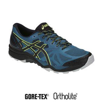 Zapatillas de trail hombre GEL-FUJITRABUCO 6 G-TX deep aqua/black