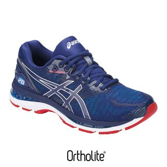 Chaussures running homme GEL-NIMBUS 20 blue print/race blue