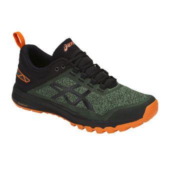 Zapatillas de trail hombre GECKO XT cedar green/black