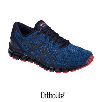 Chaussures running homme GEL-QUANTUM 360 KNIT 2 race blue/peacoat