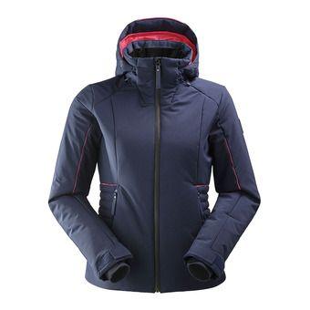 Veste de ski à capuche femme RIDGE 2.0 dark night