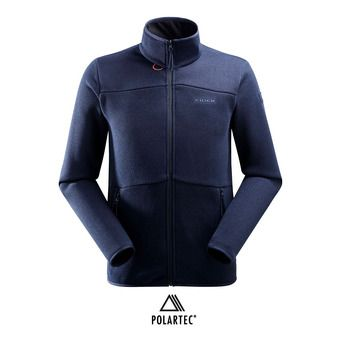 Veste polaire Polartec® homme MISSION 2.0 dark night