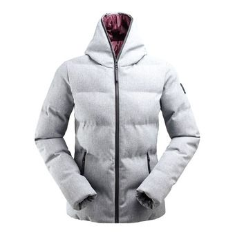 Chaqueta mujer TWIN PEAKS DISTRICT HOO misty grey