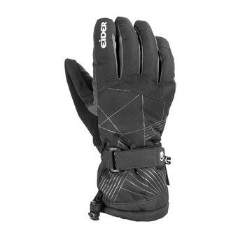 Guantes de esquí hombre EDGE 2.0 black