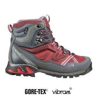 Chaussures randonnée femme HIGH ROUTE GTX® burgundy