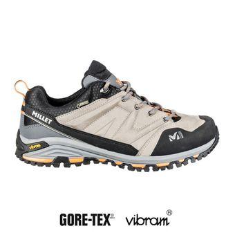 Zapatillas de senderismo hombre HIKE UP GTX® beige/black
