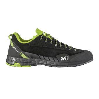 Millet AMURI LEATHER - Zapatillas de aproximación hombre black