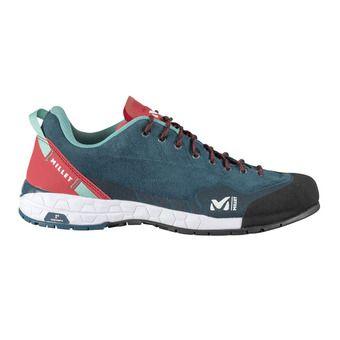 Chaussures d'approche femme AMURI LEATHER enamel blue