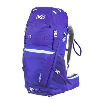 Sac à dos femme 30L ELIUM purple blue