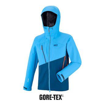 Veste homme ELEVATION GTX® poseidon/electric blue