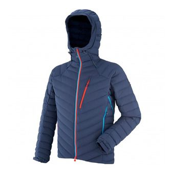 Anorak hombre TRILOGY SYNTH'X STRETCH saphir