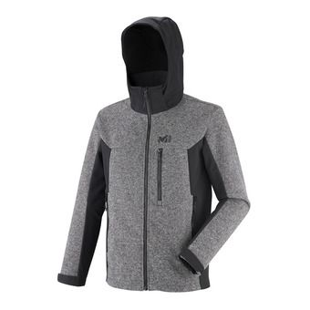 Millet PAYUN HOODIE - Giacca Uomo deep heather