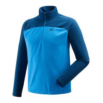 Millet VECTOR GRID - Fleece - Men's - electric blue/poseidon