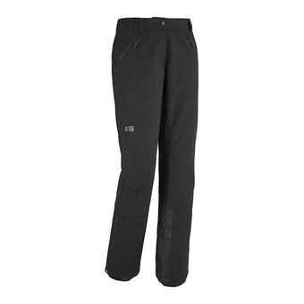 Millet TRACK - Pantalón mujer black