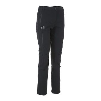 Millet ALL OUTDOOR - Pantalon Femme black