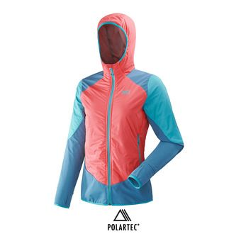 Veste femme TOURING SPEED XCS poppy red/cosmic blue