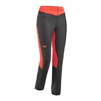 Millet PIERRA MENT - Pantalón de esquí mujer poppy red