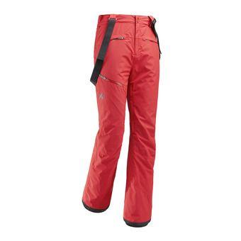 Pantalón de esquí hombre ATNA PEAK pompeian red