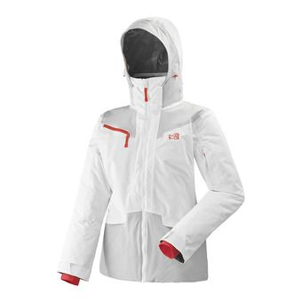 Millet THUDAKA - Jacket - Women's - cloud dancer