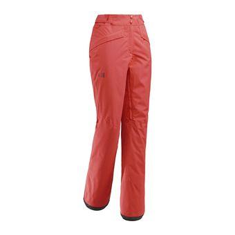 Pantalon femme ATNA PEAK poppy red