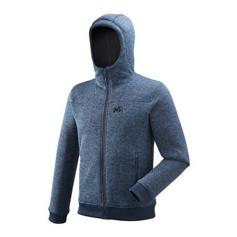 Sweat zippée à capuche homme SIKATI ink