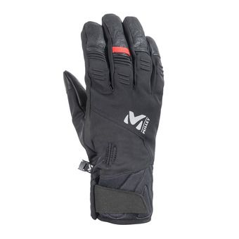Gants M WHITE PRO black
