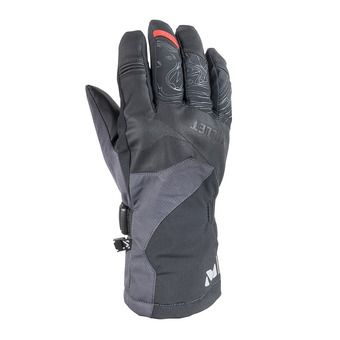 Millet ATNA PEAK DRYEDGE - Gants black