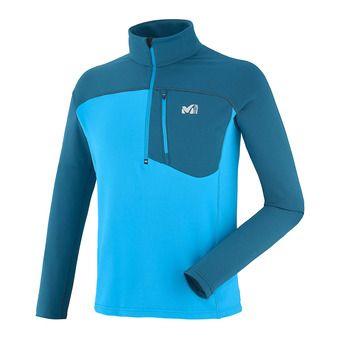 Millet TECHNOSTRETCH - Fleece - Men's - electric blue/poseidon