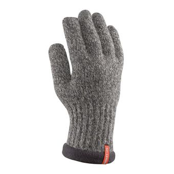 Millet WOOL - Gants grey/black
