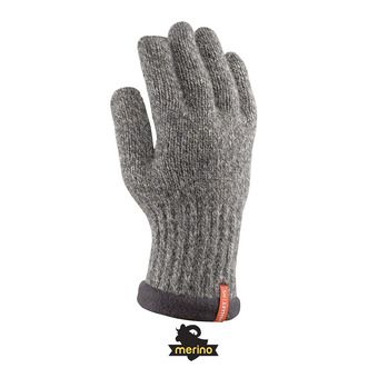 Guantes WOOL black